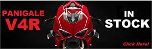 PANIGALE V4R IN STOCK
