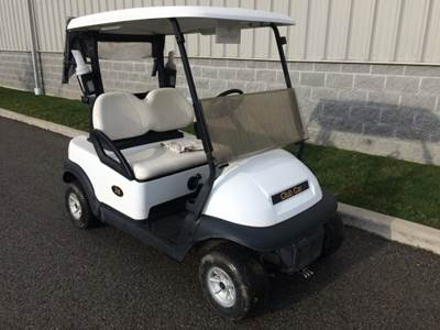 2 passenger Golf Car Gas