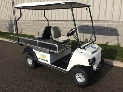 Club Car Carryall 100 EMS Utility Vehicle
