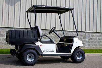 Club Car Carryall 100 Gas Utility Vehicle