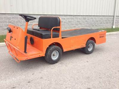 Taylor Dunn Electric Industrial Utility Vehicle