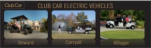 Club Car Golf Carts & Utility Vehicles