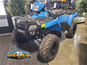 Polaris Sportsman Blue