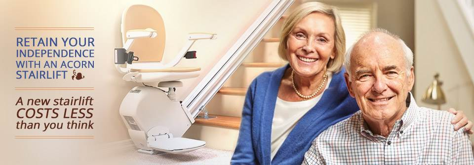 Acorn Stairlifts header