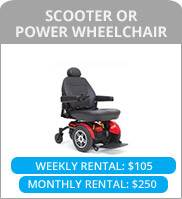 scooter or power wheelchair-1
