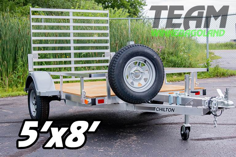 5X8 ATV TRAILER NEAR APPLETON WI