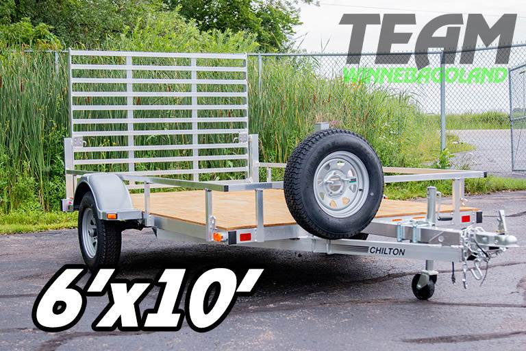 6X10 ATV TRAILER NEAR APPLETON WI