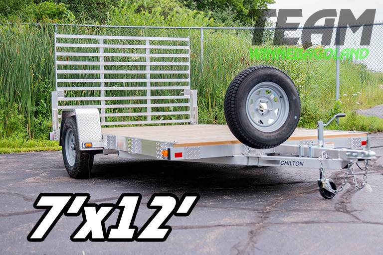 7X12 ATV TRAILER NEAR APPLETON WI