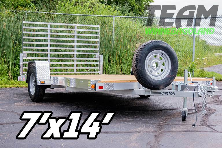 7X14 ATV TRAILER NEAR APPLETON WI