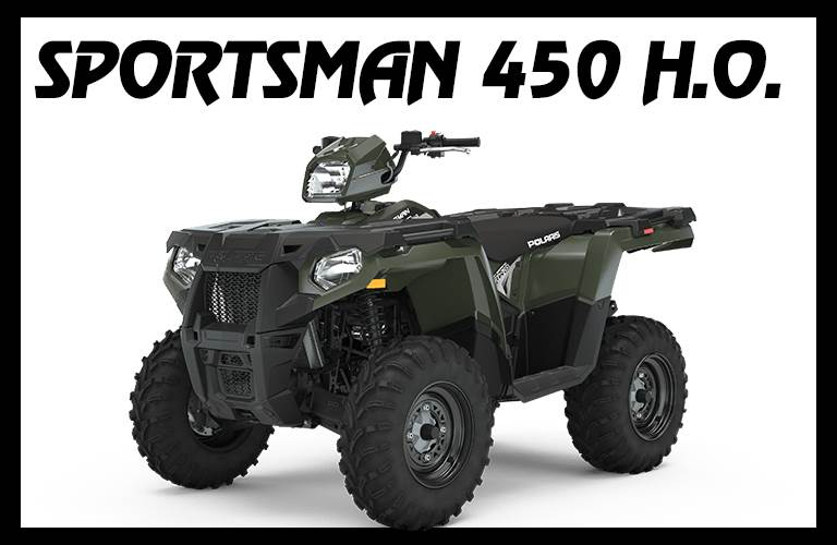 Polaris Sportsman 450 Builder