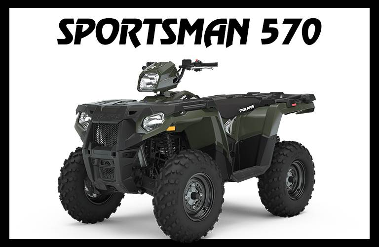 Polaris Sportsman 570 Builder