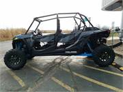 2019 Polaris RZR XP 4 Turbo Side By Side Oshkosh W