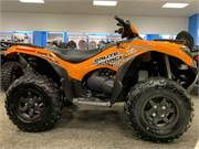 2020 Kawasaki Brute Force  Orange 750 4X4I EPS SE