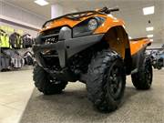 2020 Kawasaki Brute Force 750 4X4I EPS SE Orange O
