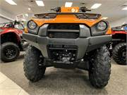 2020 Kawasaki Brute Force 750 4X4I EPS SE Orange