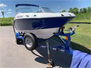 2006 SX210 Starboard Side Bow