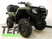2015 Honda FourTrax Rubicon DCT Oshkosh
