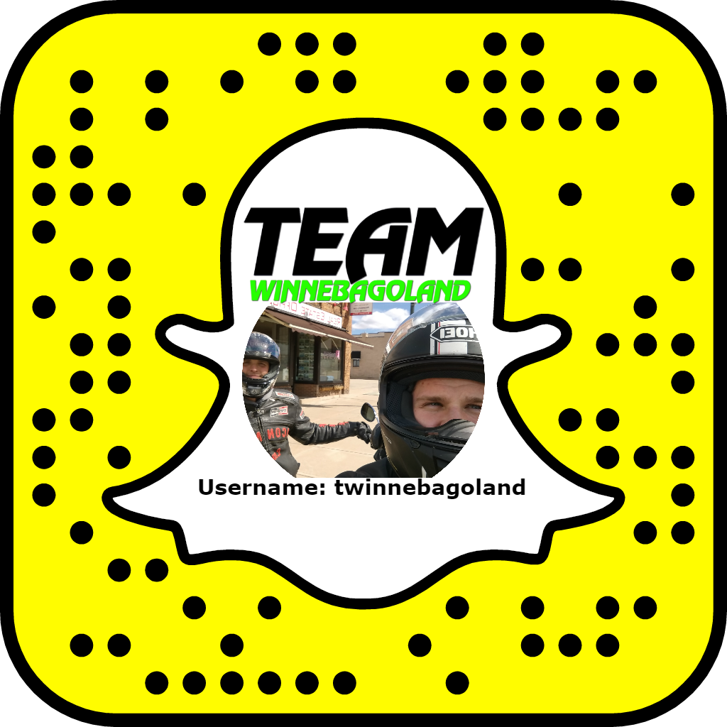 snapcode With Logo username and photo cropped
