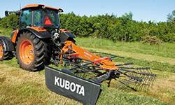 Kubota Hay Equipment