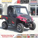 2017 Cub Cadet Challenger 550 Red DEMO