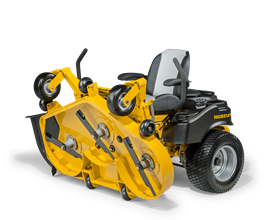 Click Here to Shop Now for New Hustler Multi-Purpose Lawn Mowers