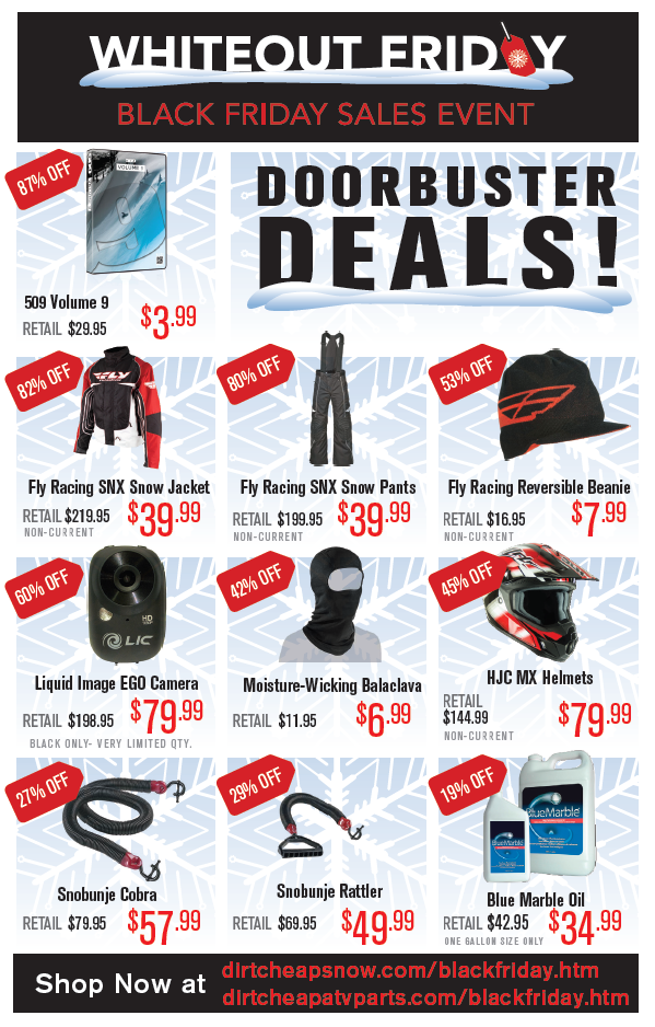 Black Friday 2015 Ad Dirt Cheap