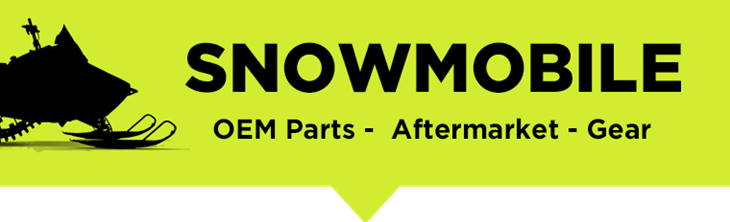 Snowmobile OEM Parts, Aftermarket Parts, and Gear
