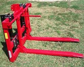 Hayfork Front End Loader (Adjustable)