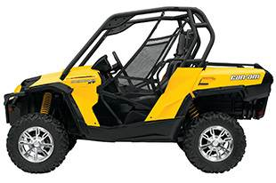 Can-Am Commander XT 800