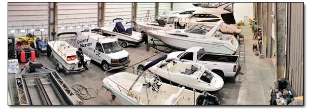 Colony Marine parts and accessories