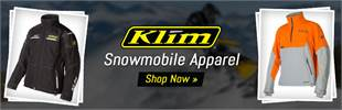 KLIM Snowmobile Apparel: Click here to shop online.