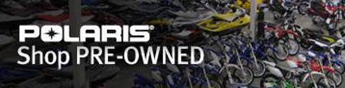 Shop Polaris Pre-owned Vehicles