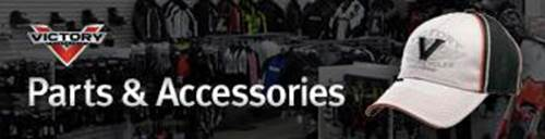 Shop Victory Parts and Victory Clothing & Accessories