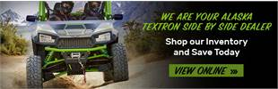 Shop Textron Side by Sides in Fairbanks, AK at Northern Power Sports