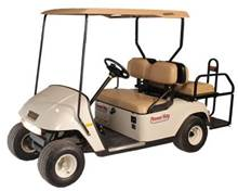 E-Z-GO 4-Passenger Golf Cart
