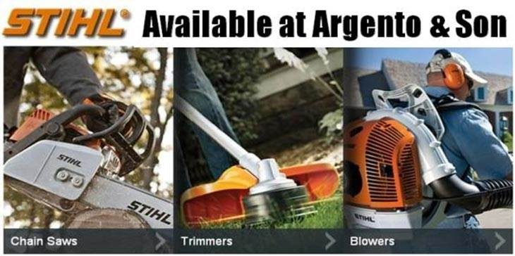 New STIHL Models