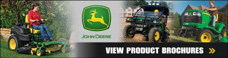 New John Deere Models