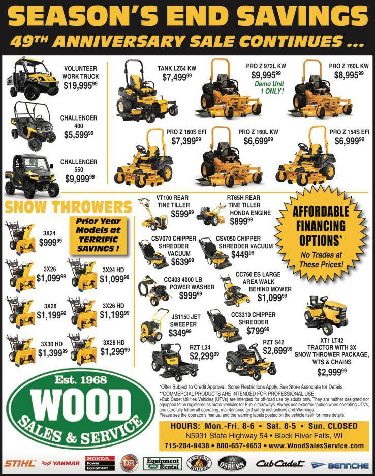 Wood Sales - full page cc ad sept 2017 (002)