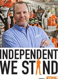STIHL: Independent We Stand