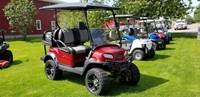 2019 Club Car Onward® Lifted 4 Passenger (Gas)