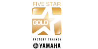 Yamaha Five Star Gold