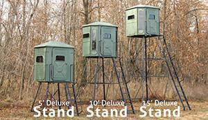 Redneck Powder Coated Stands