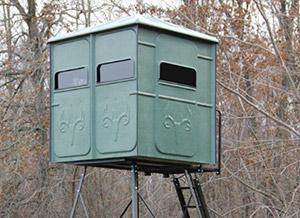 The Shooter - 5 x 6 Gun Blind