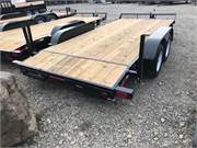 Equipment Trailer Rear