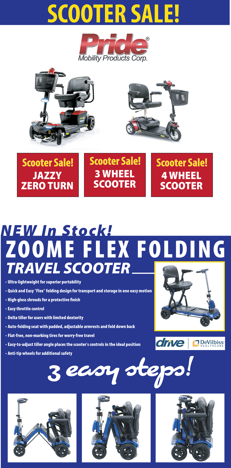scooter web page