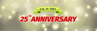 Four Seasons Power Equipment is celebrating 25 years in business!