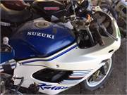Suzuki Katana parts bike