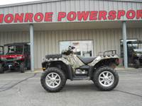 2014 Polaris Industries Sportsman 550 XP EPS