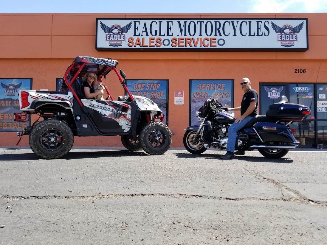 Eagle Motorcycles Store