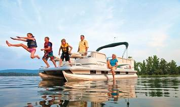 boat rentals on Canandaigua Lake in Naples, NY